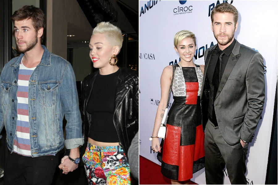 2013 | Miley Cyrus And Liam Hemsworth: Love Story, Marriage And Break Up | Her Beauty