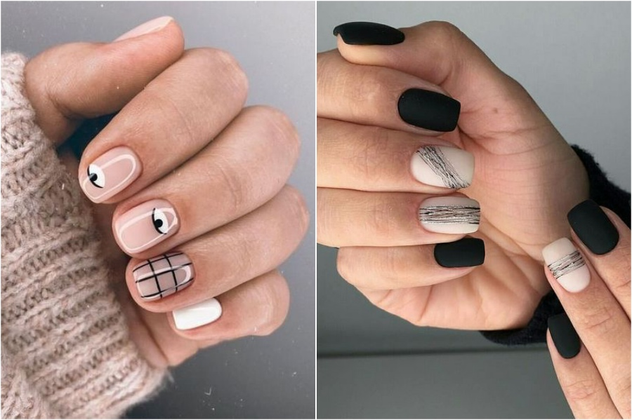 Square   Nail Shapes And What They Say About You   Her Beauty