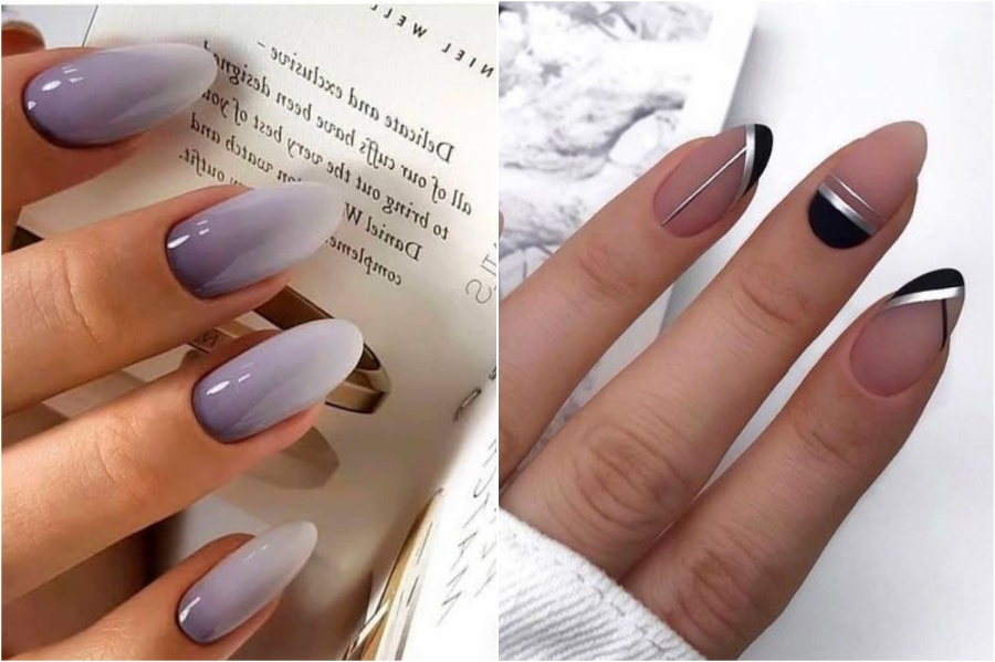 Oval   Nail Shapes And What They Say About You   Her Beauty