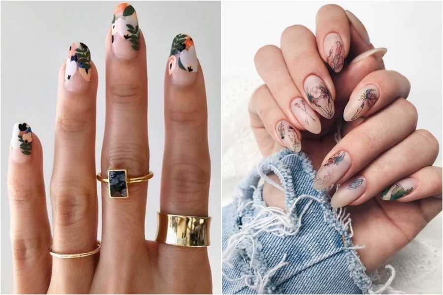 Nail Shapes And What They Say About You | Her Beauty