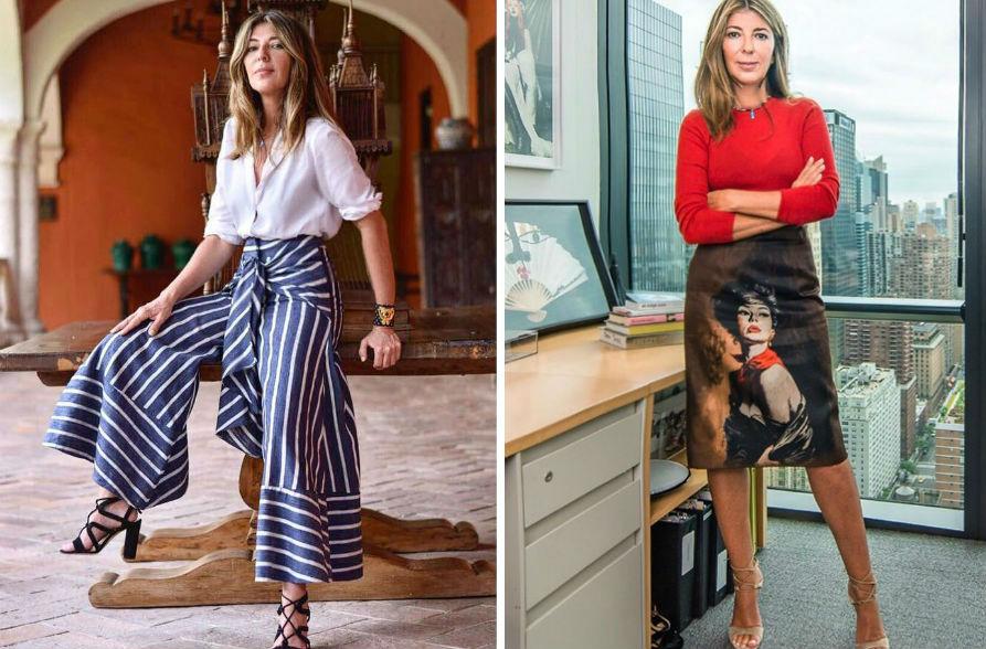 Нина Гарсиа, Elle | Как выглядят главные редакторы Vogue, Elle и других глянцевых журналов о моде | Her Beauty