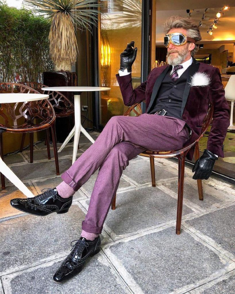 Pierrick Mathon outfit | 12 Classiest Yet Fun OOTD You've Ever Seen From Pierrick Mathon | Her Beauty