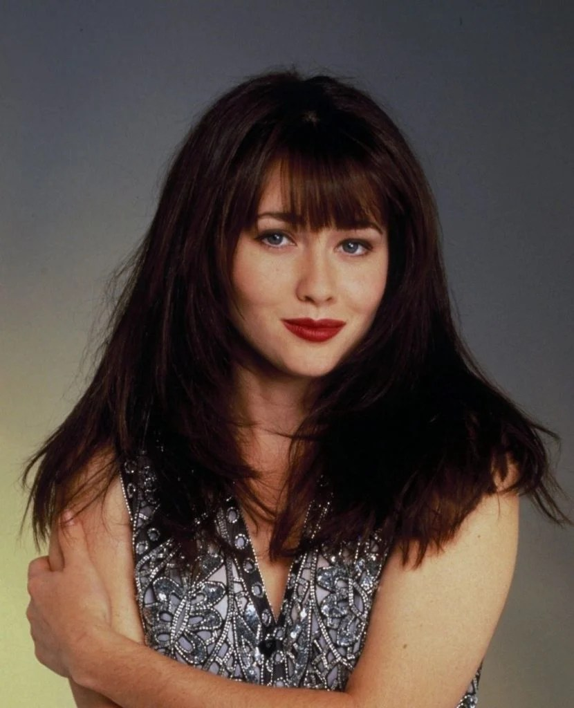 Brenda Walsh | Beverly Hills 90210 Actors Then and Now | Her Beauty