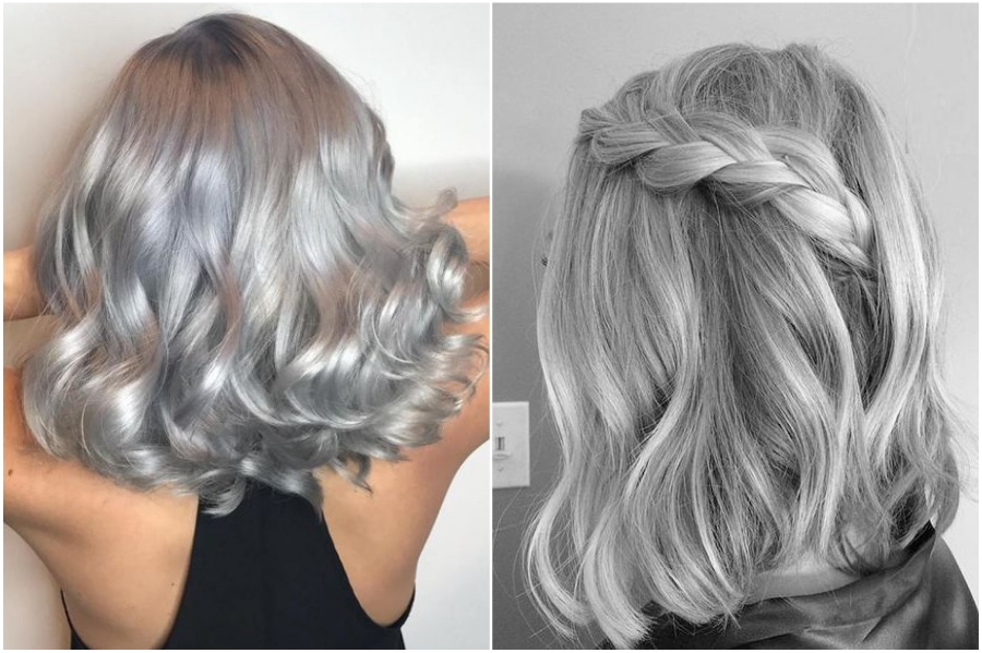 Silver Grey Hair     How To Get Silver Hair: The Ultimate Guide to Dyeing Your Hair Her Beauty