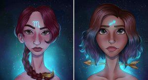 Las 12 Mejores Novias/Esposas Según El Zodiaco (De La Peor A La Mejor) | Her Beauty