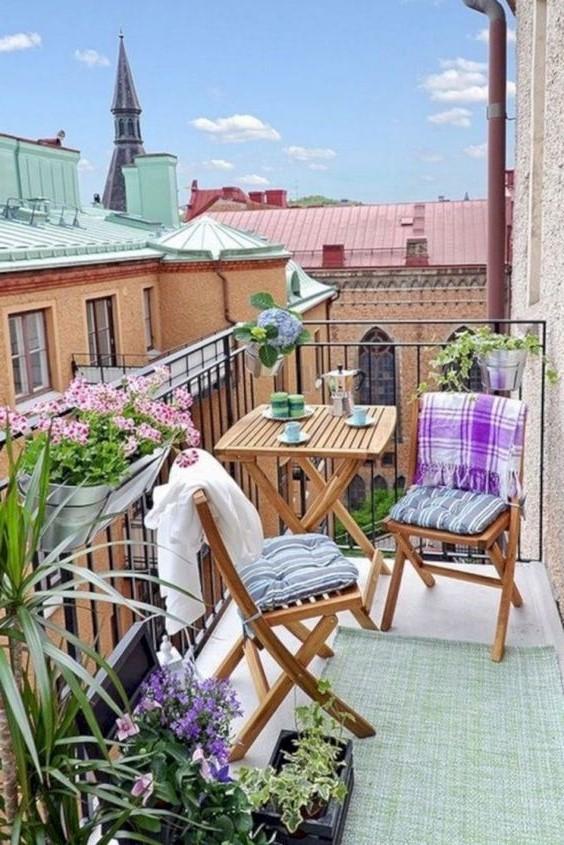 Furniture Balcony #2 | 10 Cozy Balcony Ideas | Her Beauty
