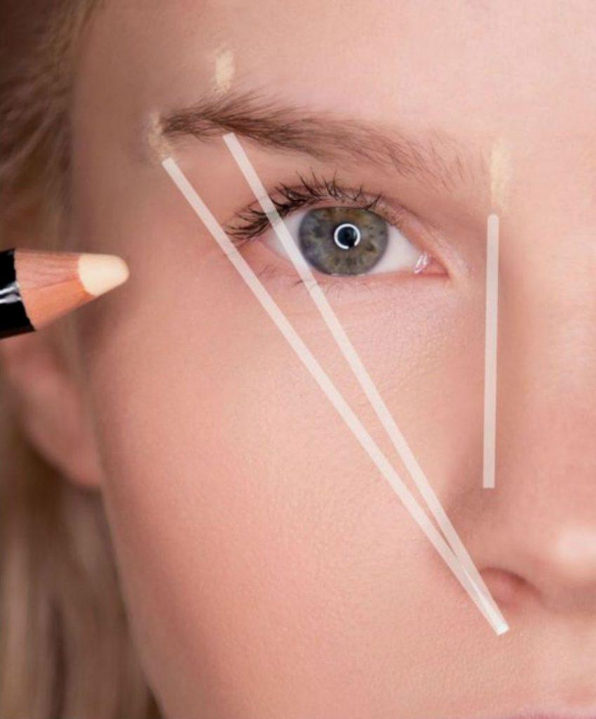 Играйте с формой | Как красить брови, чтобы они выглядели естественно | Her Beauty