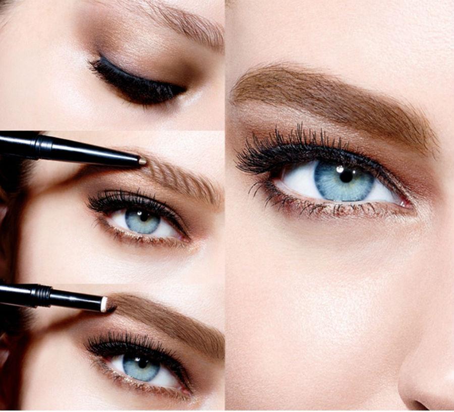 Карандаш для бровей | Как красить брови, чтобы они выглядели естественно | Her Beauty