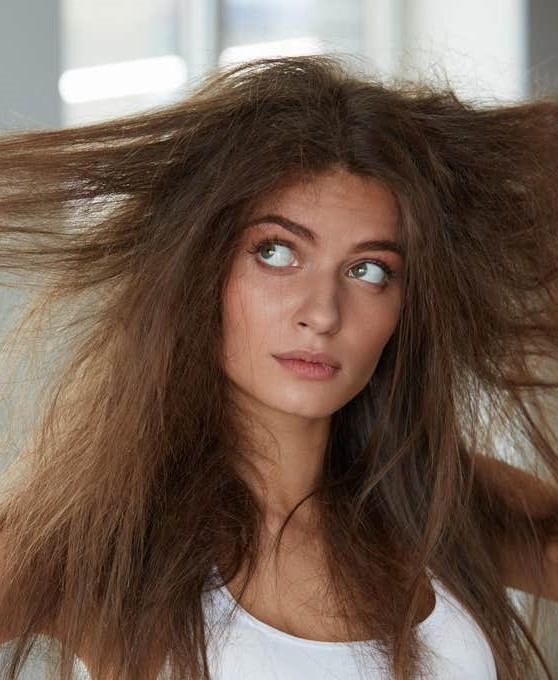 Damage can't be undone | 10 Reasons to Go Back to Your Natural Hair Color | Her Beauty
