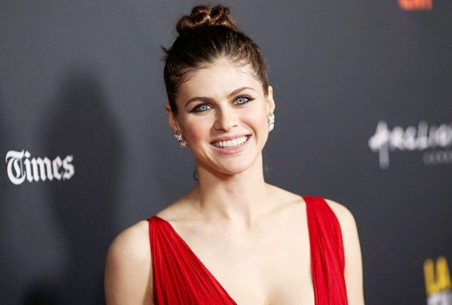 She loves fantasy films.   Everything You need to Know about Alexandra Daddario   Her Beauty