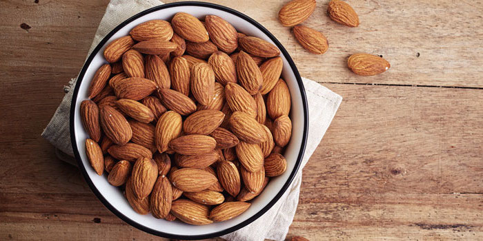 Almonds | 10 Healthy Foods That Are Poisonous When Eaten Wrong | Her Beauty