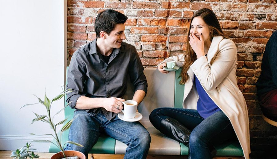 Keep topics light | 7 Tips for Meeting Your Online Date in Person | Her Beauty