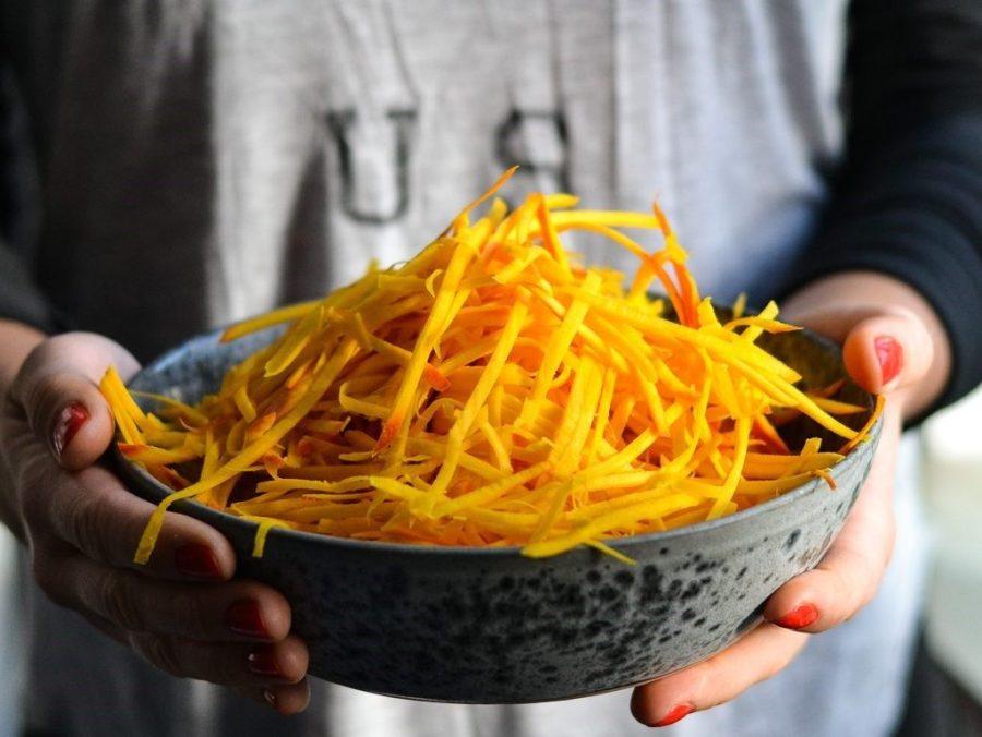Pumpkin Spaghetti | 12Healthy Pumpkin Recipes Perfect for Fall | Her Beauty