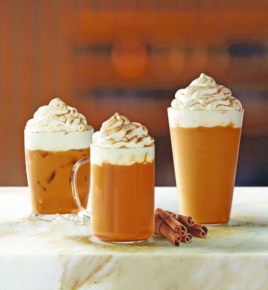 Skinny Pumpkin Frappuccino | 12Healthy Pumpkin Recipes Perfect for Fall | Her Beauty