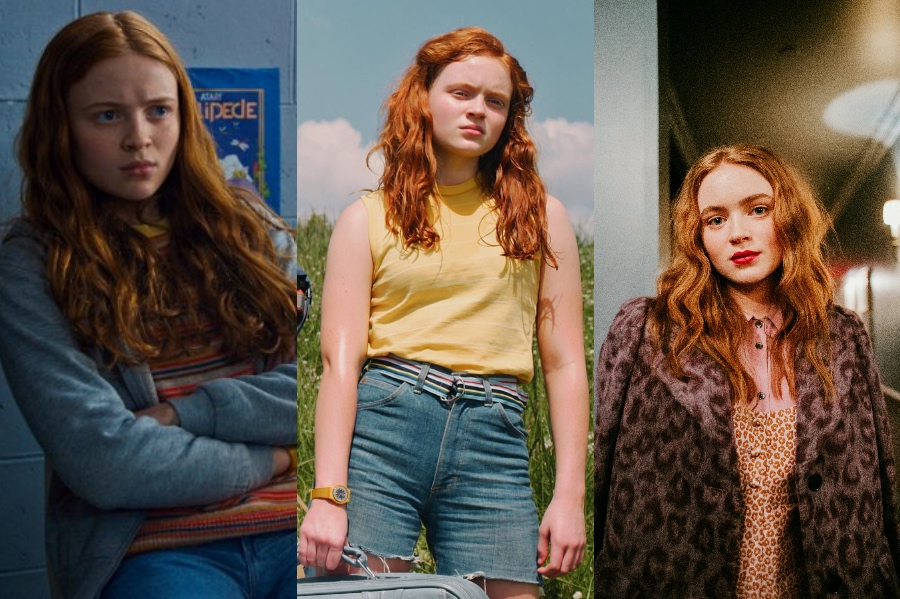 Max – Sadie Sink | Stranger Things Cast Then And Now | Her Beauty