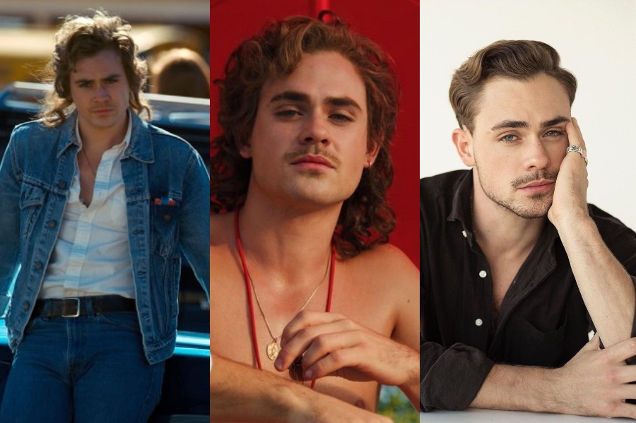 Billy – Dacre Montgomery | Stranger Things Cast Then And Now | Her Beauty