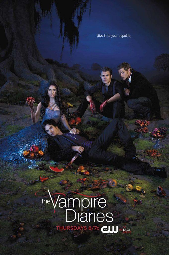 The Vampire diaries | 10 Best TV Dramas for Teen Girls | Her Beauty