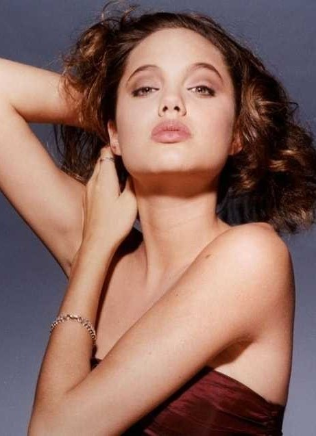 Анджелина Джоли начинала как модель  | 11 малоизвестных фактов об Анджелине Джоли | Her Beauty