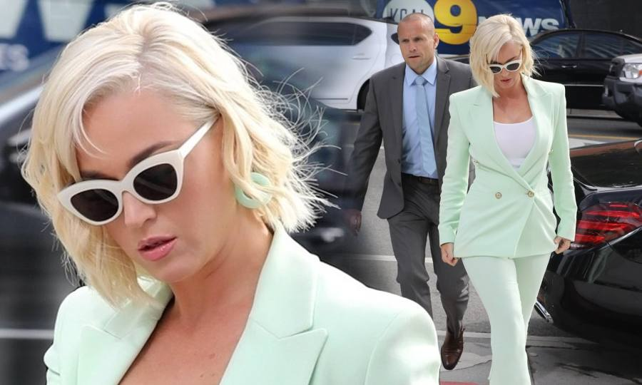 Katy was in court | 15 Interesting Katy Perry Facts You Never Knew | Her Beauty