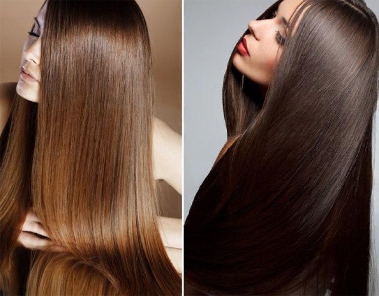 Кератиновое выпрямление волос | Her Beauty