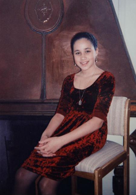 Детство | Лично Меган Маркл: биография голливудской Золушки в фотографиях | Her Beauty