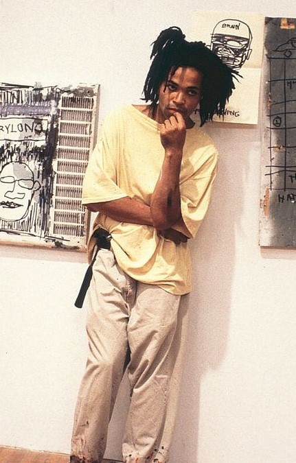 Jean-Michel Basquiat – 1980's | Fashion through the Decades: 6 Iconic Men | Her Beauty