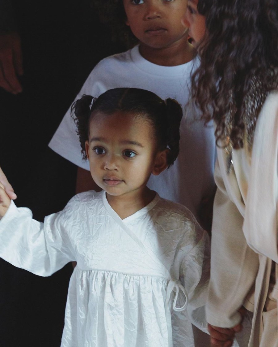 Kim Kardashian And Her Kids Baptized In Armenian Church #7   Her Beauty