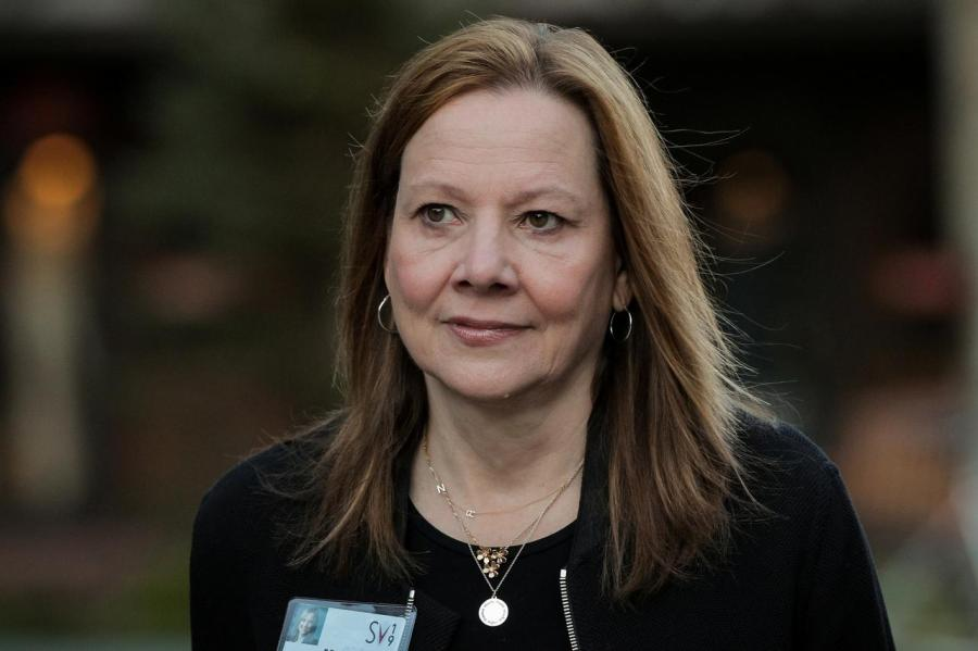Mary Barra | 8 Most Powerful Women In The World | Her Beauty