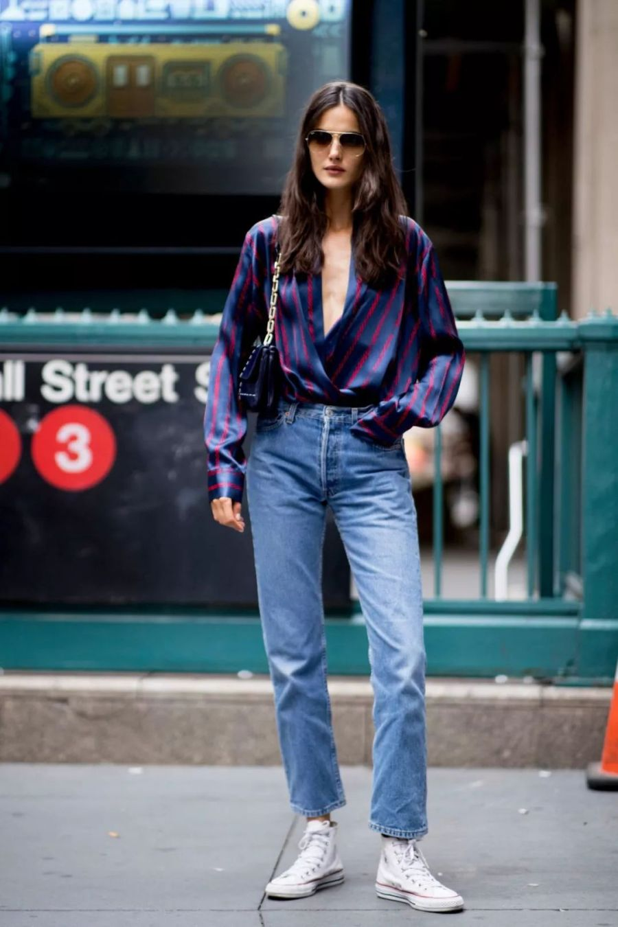 Pair of pants  | 15 Fashion Lessons You Only Learn While Living in New York City | Her Beauty