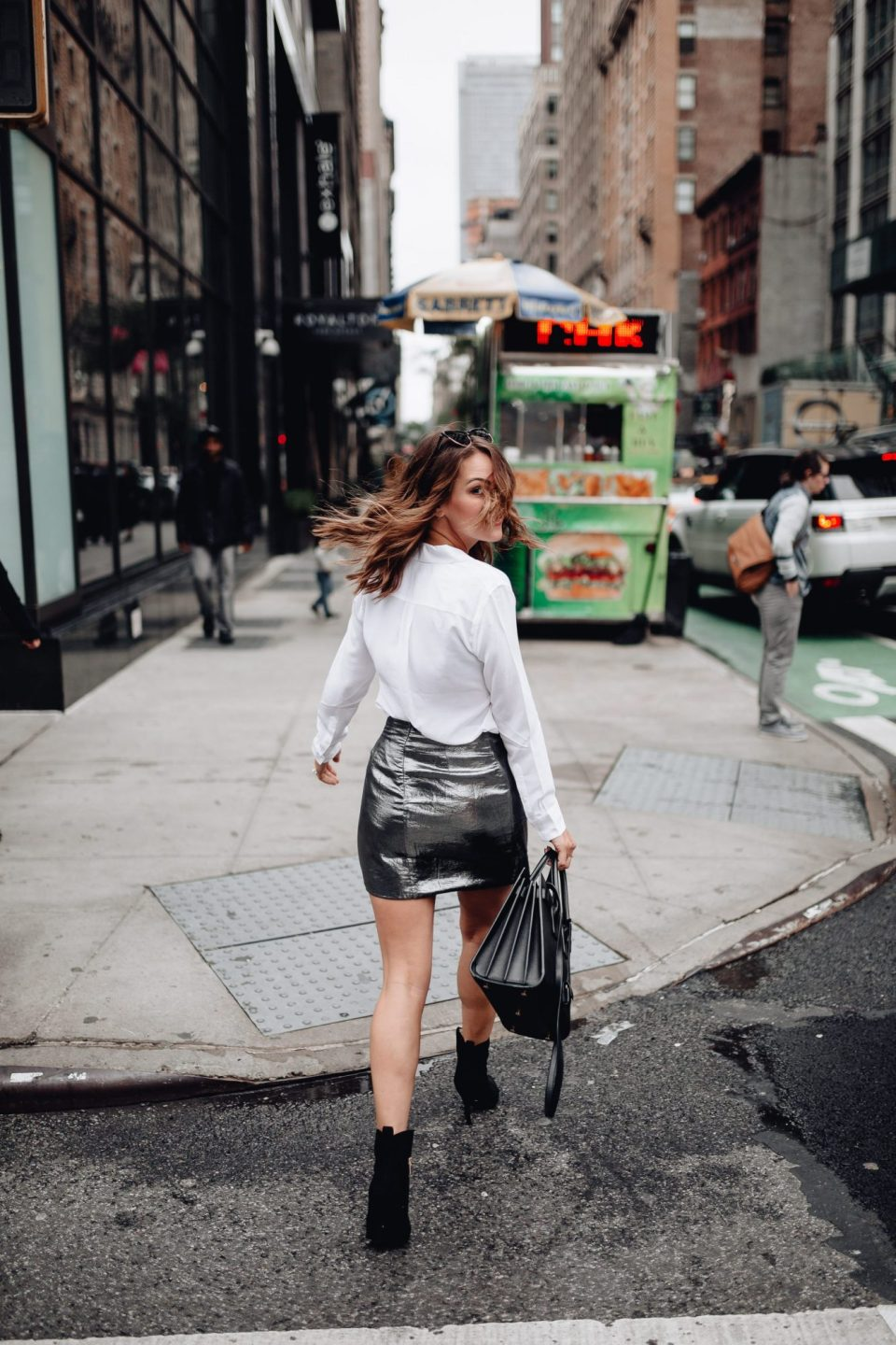 Heels | 15 Fashion Lessons You Only Learn While Living in New York City | Her Beauty
