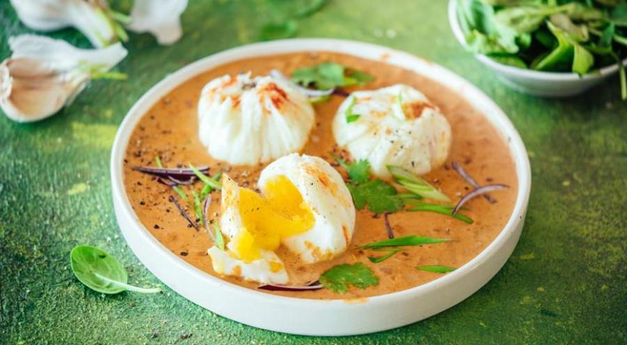 Карри-яйца | 10 аппетитных блюд из яиц, которые вы приготовите за 10 минут | Brain Berries