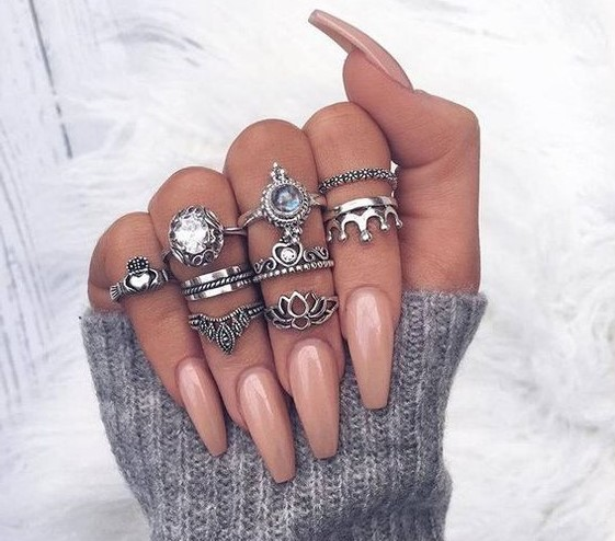 Cost | 10 Things You Need to Know Before Getting Acrylic Nails | Her Beauty