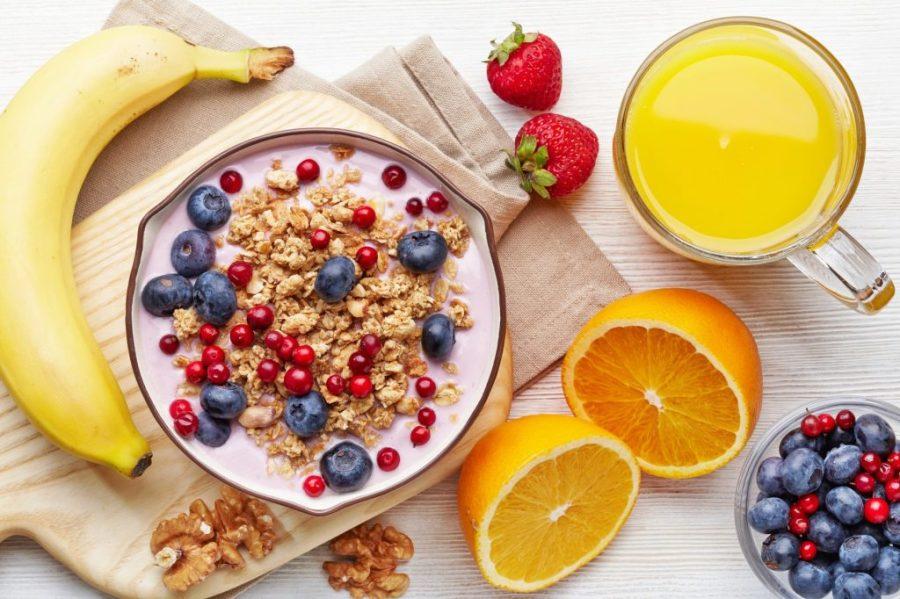 Завтрак | С чего начинать утро? 8 полезных правил для максимально продуктивного дня | Her Beauty