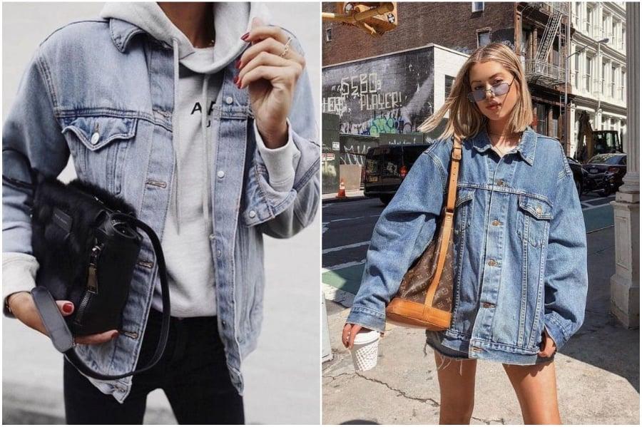 Denim Jacket | 9 Items From Men's Wardrobe Women Should Totally Wear | Her Beauty