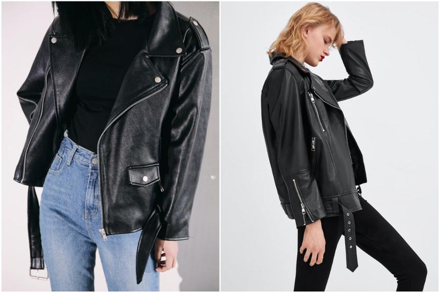 Leather Jacket | 9 Items From Men's Wardrobe Women Should Totally Wear | Her Beauty