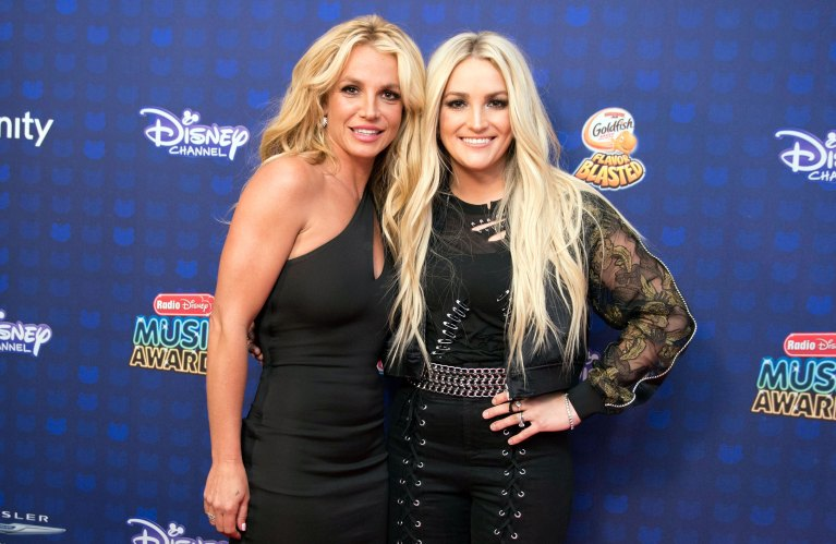 Britney Spears and Jamie Lynn | Britney Spears | Her Beauty