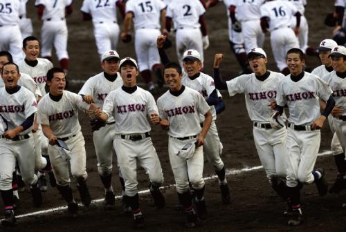 日大高校野球部 2013年秋季県大会準決勝