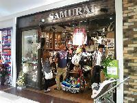 SAMURAIララガーデン