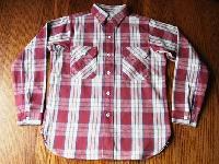 ウェアハウス ネルシャツ