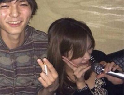 薮宏太と彼女