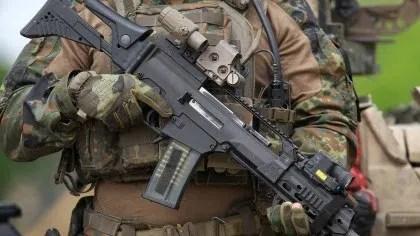 Ehemalige Elite-Soldaten und Polizisten planen als Schattenarmee den Umsturz in Deutschland. (Symbolbild)