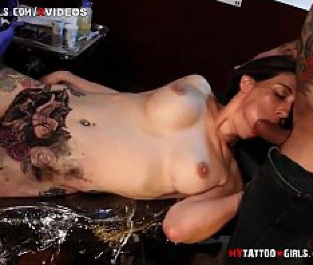 Pussy Tattoo Close Up