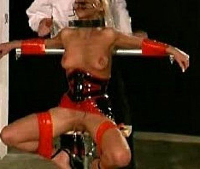 Slave Livia Extreme Restraints Bondage Training Part 1
