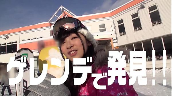 スキーナンパ 01 in 湯沢