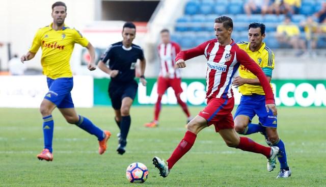 Club Atlético de Madrid - Las imágenes de nuestro partido frente al Cádiz