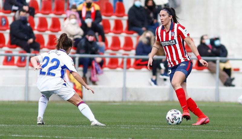 Club Atlético de Madrid - El Atleti Femenino-Eibar, en imágenes