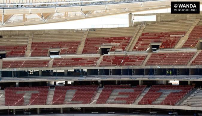 Obras Wanda Metropolitano