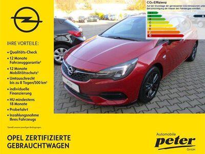 Opel Astra K 1 2 Turbo 120 Jahre Euro 6d