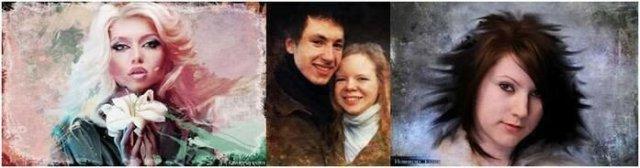 Урок Photoshop: Превращаем фотопортрет в картину