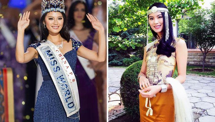 """Юй Вэнься, Китай, """"Мисс Мира 2012"""""""